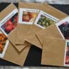 Tomatenvielfalt der Gärtnerei Staudenfan zum Verschenken.