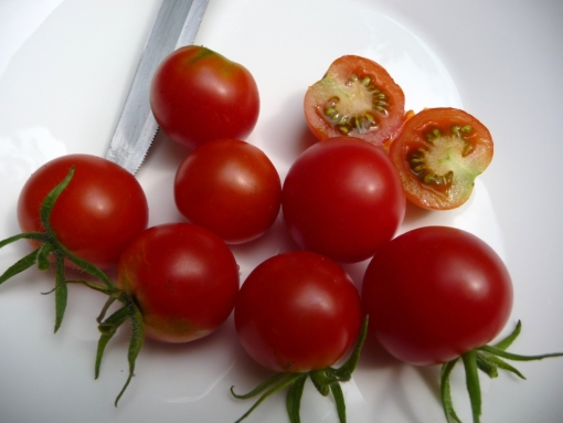 Tomate Mexikanische Honigtomate